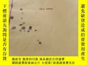 二手書博民逛書店SURVEY罕見REVIEW July. 1990Y28433