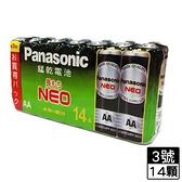 國際牌黑錳乾電池3號14入/組【愛買】