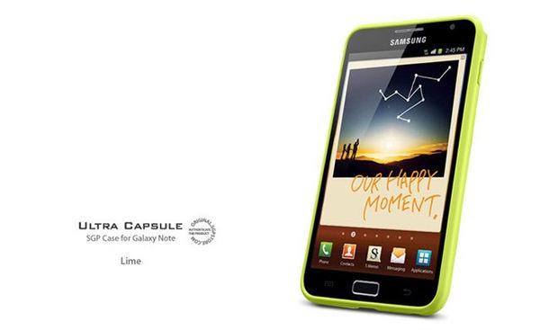 【東西商店】SGP Samsung Galaxy Note Case Ultra Capsule 系列保護殼