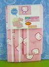 【震撼精品百貨】Hello Kitty 凱蒂貓~整理收納袋-3入-粉色底-KT櫻桃圖案【共1款】