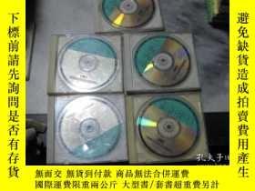 二手書博民逛書店終結殺手罕見第1 5 6 7 8集 VCD 5張( 光盤編號22