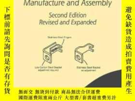 二手書博民逛書店Product罕見Design For Manufacture & Assembly Revised & Expa