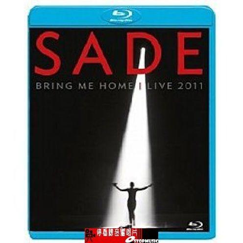 【停看聽音響唱片】【BD】Sade: Bring Me Home - Live 2011