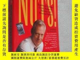 二手書博民逛書店Nuts!罕見(southwest airline s Craz