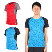 MIZUNO 男路跑短袖T恤(免運 短T 慢跑 路跑≡排汗專家≡