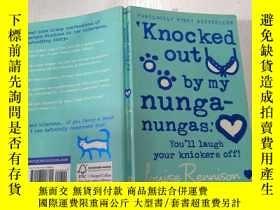 二手書博民逛書店Knocked罕見Out By My Nunga-nungas被我的修女修女弄暈了Y212829