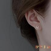 耳釘女高級感氣質耳環小巧養耳飾【倪醬小鋪】