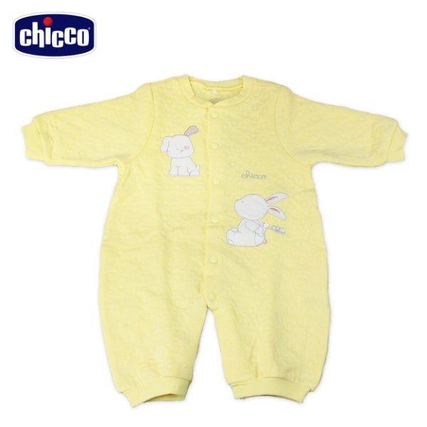 chicco-夾棉妙妙裝-黃