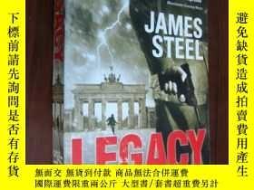 二手書博民逛書店Legacy:Evil罕見comes from teh past