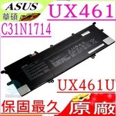 ASUS 電池(原廠)-華碩 C31N1714, ZenBook Flip 14 UX461 電池,UX461U 電池,UX461UA 電池,UX461UN 電池