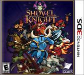 3DS Shovel Knight 鏟子騎士(美版代購)