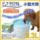 PetLand寵物樂園《日本GEX2代新款》小型犬用淨水飲水器2.3公升