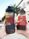 隨手杯韓版大容量運動水杯女學生便攜戶外健身塑膠水壺個性創意隨手杯子 台北日光