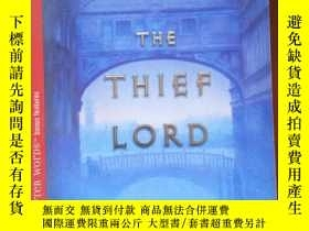 二手書博民逛書店英文原版罕見The Thief LordY4904 Cornel