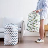 透明抽繩防潮棉被袋子被子收納袋 大號裝衣服的整理袋搬家打包袋 全館八折 限時三天!