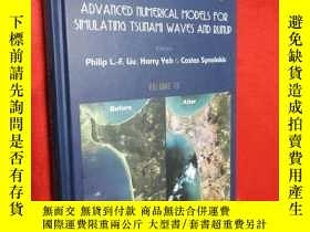 二手書博民逛書店Advanced罕見Numerical Models for S