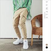現貨 韓國製 束口工作褲 水洗超彈【PL20315】- SAMPLE
