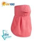 UV100 防曬 抗UV-涼感防塵童款口罩-前罩護頸 阻擋髒空氣