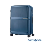 Samsonite新秀麗 29吋Dorsett極線條可擴充TSA硬殼行李箱箱(藍)