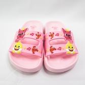 GOODYEAR Pinkfong Baby Shark 中小童 拖鞋 PIKS96533 粉【iSport愛運動】