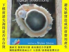 二手書博民逛書店Nature罕見and Human Inventions(Sai