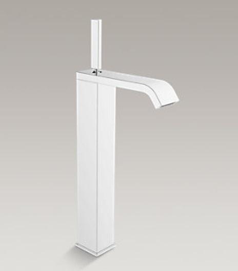 【麗室衛浴】美國KOHLER Loure® 加高面盆龍頭 K-97908T-4-CP