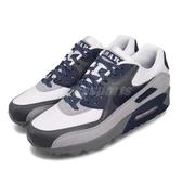 Nike 休閒鞋 Air Max 90 Lahar Escape 藍 白 男鞋 運動鞋 【PUMP306】 CI5646-100