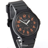 CASIO卡西歐 簡約清晰數字夜光指針石英手錶 大框中性款腕錶 柒彩年代【NE1869】原廠公司貨