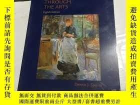 二手書博民逛書店Reality罕見Through the Arts (8th Edition) 通過藝術的現實(第八版)Y39