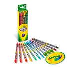 美國Crayola繪兒樂 旋轉彩色鉛筆1...