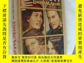 二手書博民逛書店(CLASSIC罕見TALES) LITTLE WOMEN,Completed and unabridged 精裝