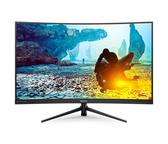 PHILIPS 32型 325M8C 曲面QHD (黑)(寬)螢幕顯示器【刷卡含稅價】