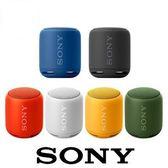 SONY索尼 喇叭SRS-XB10 可攜式 防潑水 藍芽喇叭 EXTRA BASS™ 台灣公司貨