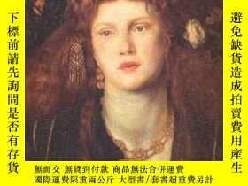 二手書博民逛書店Dante罕見Gabriel Rossetti And The Game That Must Be LostY