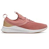 New Balance 女鞋 慢跑 休閒 麂皮 襪套 輕量 粉橘【運動世界】ULAZRLP