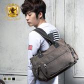 帆布包 素面多口袋側背包托特包包旅行袋 NEW STAR BB20