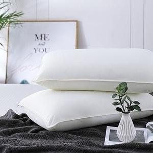 贈吸濕排汗天絲枕套一對《HOYACASA漫步雲端》獨立筒枕頭(3M布彈力舒柔枕) (二入)