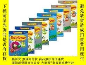 二手書博民逛書店SAP罕見Rainbow Science K1K2 彩虹幼兒園科