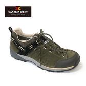 GARMONT 男款 GoreTex低筒郊山健走鞋Santiago Low GTX 481241/211 橄欖綠 / 登山鞋、防水、黃金大底