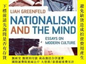 二手書博民逛書店Nationalism罕見And The MindY364682 Liah Greenfeld Oneworl