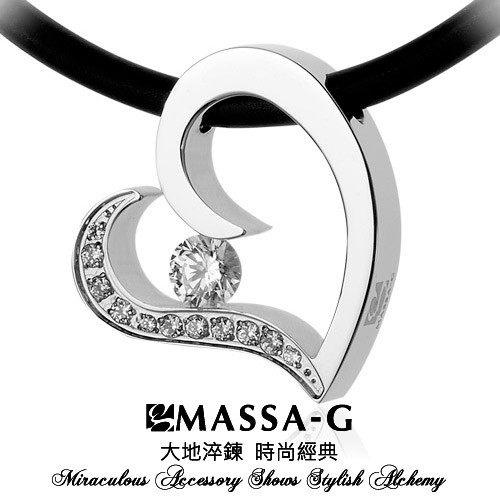 For Ever 永恆 鍺鈦項鍊  MASSA-G LJ 純鈦系列
