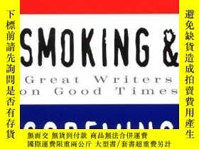 二手書博民逛書店Drinking,罕見Smoking And ScrewingY256260 Bob Shacochis Ch