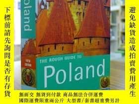 二手書博民逛書店THE罕見ROUGH GUIDE TO POLAND(旅遊指南: