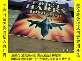 二手書博民逛書店ERICL.罕見HARRY Invasion [ERICL。哈利