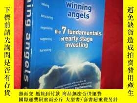 二手書博民逛書店Winning罕見Angels: The 7 Fundament