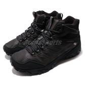 Merrell 戶外鞋 Moab FST Ice Thermo 黑 咖啡 防水透氣鞋面 健走 登山鞋 女鞋【ACS】 ML50026