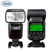 限定款閃光燈 斯丹德DF800 for尼康高速D7000 D7100單反相機D750機頂TTL閃光燈jj