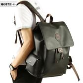 男士背包休閒雙肩包時尚潮流中學生書包大容量旅行包 SMY11622 溫暖享家