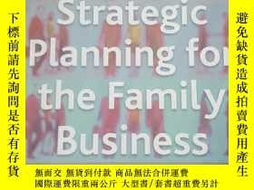 二手書博民逛書店strategic罕見planning for the fami