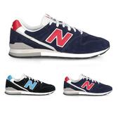 NEW BALANCE 男復古慢跑鞋(免運 996系列 麂皮 NB N字鞋 復古≡體院≡ CM996PSB_1